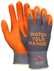 MCR Safety 96790HVIM, 15 Gauge Nylon BNF w/ NFT® Coating on palm & fingers, M (12pr)