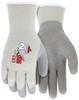 MCR Safety 9690L, FlexTherm®, 10 Gauge gray shell, latex palm & fingers, L (12pr)
