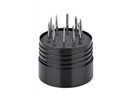 Dynabrade 94021, 10 Piece Alloy Specific- Hi Temp Nickel & Titanium Kit
