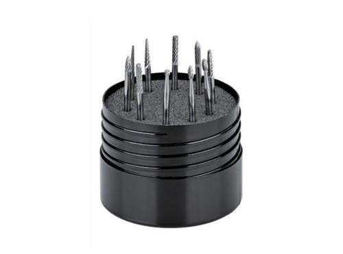 Dynabrade 94022, 5 Piece Aluminum Non Ferrous Burr Set