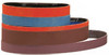"Dynabrade 82587 - 3-1/2"" (89 mm) W x 15-1/2"" (394 mm) L 120 Grit Ceramic DynaCut Belt (Qty 10)"