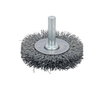 "Dynabrade 78863 - Crimped Wire Radial Wheel Brush 2-1/2"" (64 mm) Dia. x .0188 x 9/16"" Steel"