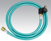 Dynabrade 94855 - 5' Whip hose w/94300 Composite Swivel