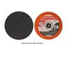 "Dynabrade 57762 - 6"" (152mm) Dia. Non-Vacuum Gear-Driven Disc Pad Vinyl-Face 3/8"" (10mm) Thickness Urethane Medium Density"