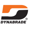 "Dynabrade 56331 - 4-1/4"" (108mm) x 4-1/2"" (114mm) Non-Vacuum Dynabug Disc Pad Hook-Face 3/8"" (10mm) Thickness Medium Density For Reattachable Discs"