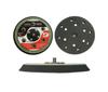 """Dynabrade 54331 - 6"""" (152mm) Dia. Vacuum Disc Pad Hook-Face Short Nap 5/8"""" (16mm) Thickness Urethane Medium Density 5/16""""-24 MaleThread"""