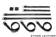 "7 Piece, 1.5"" Bondage Belt Set"