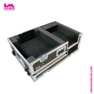 Pioneer DJM-S9 Mixer / PLX1000 Turntable Case