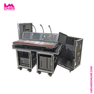 Yamaha PM10 Rivage Mixing System Case Set