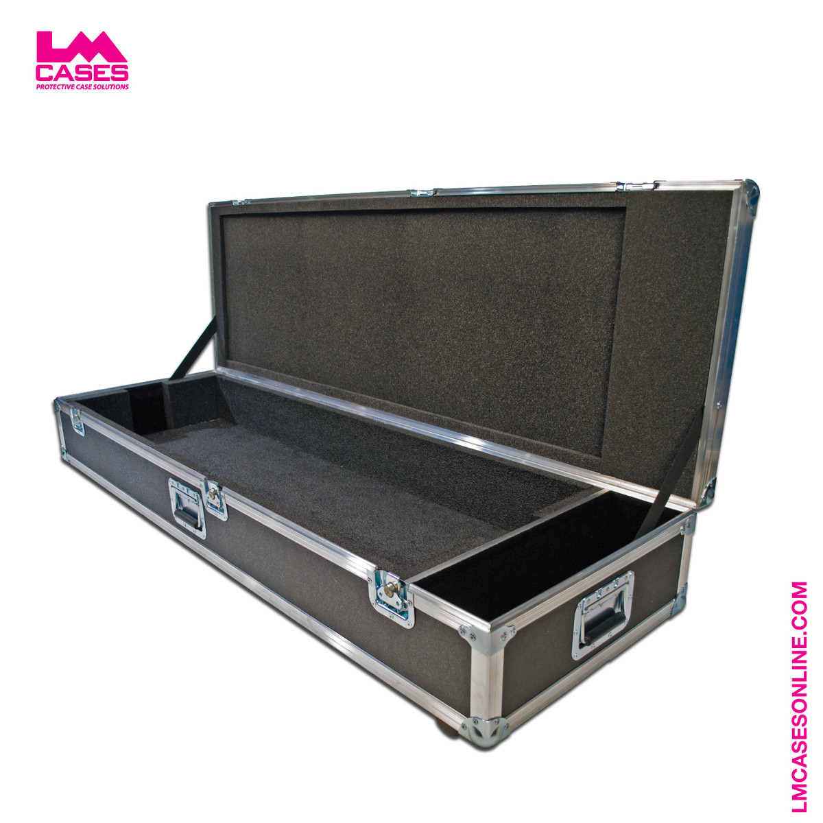 Yamaha Motif 8 Tour Case w/Sustain Pedal Storage