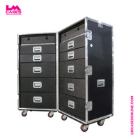 10 Drawer Large Format Tour Workbox