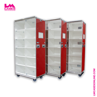 Modular Olympic Sports Storage Equipment Room Trunk