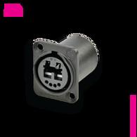 Neutrik NO2-4FDW-A Fiber Connector LC-LC