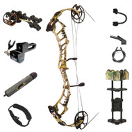PSE Bow Madness Epix Compound Bow - Kryptek Highlander w/ AM Package