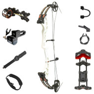 PSE Stinger Extreme Compound Bow - White w/ AM Package