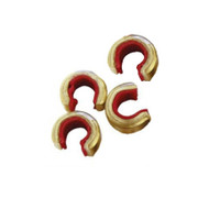 Nocking Points - Red - 4 Pack
