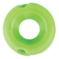 "Pine Ridge Feather Peep Sight - 1/4"" - Green"