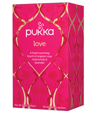 Pukka Love Tea