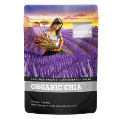 Organic Chia Seeds 450g