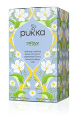 Pukka Herbs Relax Tea