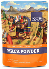 Power Super Foods Maca Powder - Origin 250g