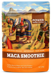 Power Super Foods Maca Cacao Smoothie BLEND250g