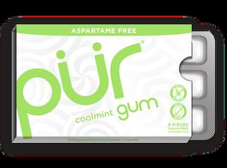PUR Coolmint Gum 12.6g