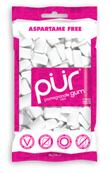 PUR Pomegranate Mint Gum 77g Bag