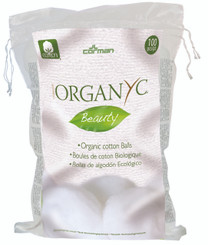 Organyc Cotton Balls (100)
