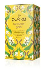 Pukka Herbs Turmeric Gold Tea