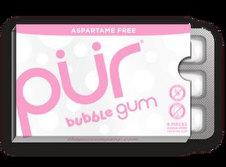PUR Bubble Gum 12.6g