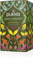 Pukka Herbs Green Collection Tea