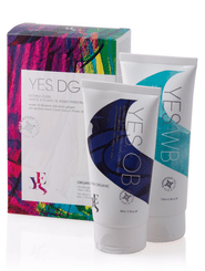 YES Double Glide Natural Lubricant Pack
