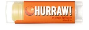 Hurraw Orange Lip Balm