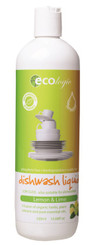 ECOlogic Dishwash - Lemon & Lime 500ml