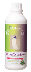 ECOlogic Tile & Floor - Rose Geranium 1L