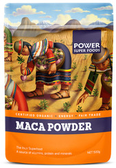 Organic Maca Power - Powder 500g