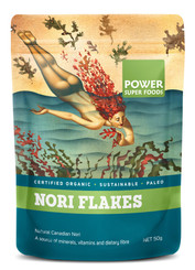 Power Super Foods - Natural Nori Flakes 50g