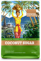 Power Super Foods Coconut Sugar 500g
