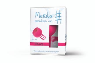 Merula Menstrual Cup XL Strawberry (Pink) 50ml