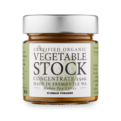Urban Forager Organic Vegetable Stock Concentrate 250g