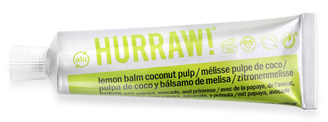 Hurraw! BALMTOO - Lemon Balm Coconut Pulp