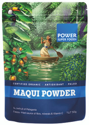 PS Maqui Berry Powder Organic 50g