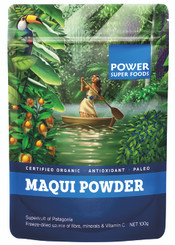 PS Maqui Berry Powder Organic 100g