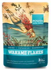 Power Super Foods - Wakame Flakes 50g