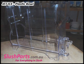 Jet Ice - Bowl - Bowl 12 Litre Clear