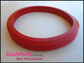 SPM Red Bowl Gasket