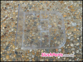 Faby Part - Clear Underlid Cover - Without Hole