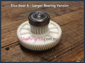 Elco Plastic Gear # 1 with Large 19mm Bearings