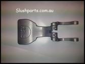 CAB Caress Silver Tap Handle